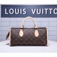 LV Louis Vuitton WOMEN'S MONOGRAM CANVAS VINTAGE HANDBAG
