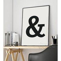 Canvas Art Print Painting Poster, Wall Pictures For Home Decoration, Wall Art Decor FA087