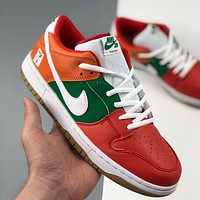 NIKE SB Dunk Low Pro Breathable comfortable soft bottom all-match casual sneakers shoes