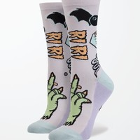 Stance - Rihanna Punk N Patch Crew Socks - Womens Scarves