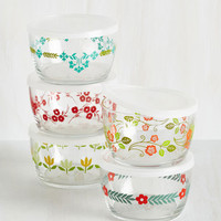 Savor the Scenery Container Set | Mod Retro Vintage Kitchen | ModCloth.com