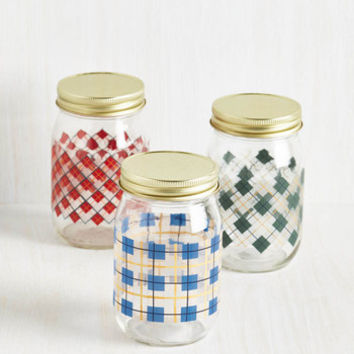 Vintage Inspired Posh Pantry Jar Set by ModCloth