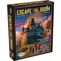 Escape the Room: Mystery at the Stargazer's Manor - Tabletop Haven