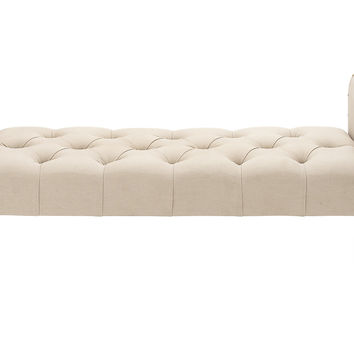 Comfortable and Captivating Upholstered Bedroom Bench