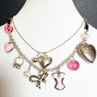 Trina Charm Necklace