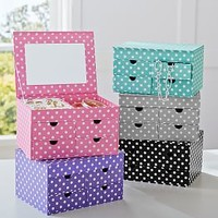 Earring Holders, Jewelry Stands & Custom Jewelry Boxes | PBteen