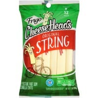 Frigo Cheese-Heads String Cheese - 12oz/12pk