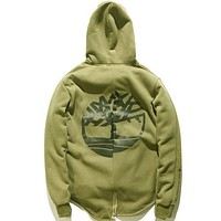 TIMBERLAND: Cashmere Hoodie male