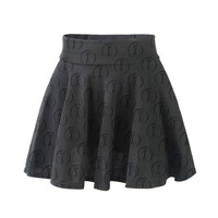 The X-Files Logo Women's Skirt
