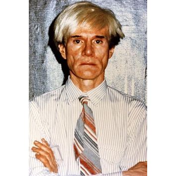 Andy Warhol Poster 11 inch x 17 inch poster