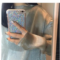Cute Bling Glitter Shimmering Case for iPhone 6 6s 6S Plus 7 7plus