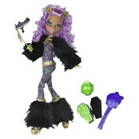 Monster High Ghouls Rule Clawdeen Wolf Doll