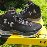 Under Armour Curry 2 The Professional Basketball shoes
