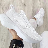 NIKE VISTA LITE lightweight sneakers shoes women man Diamond rhombus shoes White