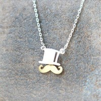 The Top Stache Necklace