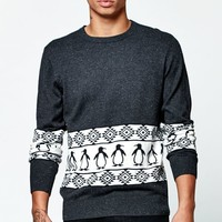 Skip Crew Neck Sweater