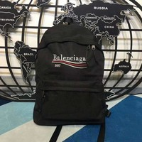 DCCKHI2 Balenciaga Fashion Sport Laptop Bag Bookbag Shoulder Bag Handbag Backpack