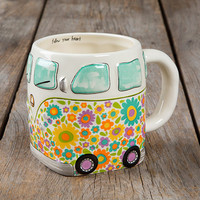 Folk Art Mug - Van by Natural Life