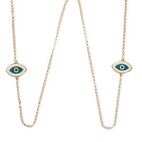 Evil Eye Sunglasses Chain