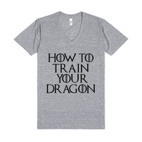 How To Train Your Dragon, Game Of Thrones