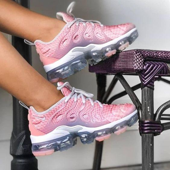Image of Nike Air Max Vapormax Plus TN Vascular Atmospheric Cushion Men's and Women's Casual Sports Shoes 2