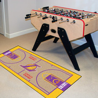 NBA - Los Angeles Lakers NBA Court Runner 24x44