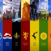 Game Of Thrones Wall Poster 16x24