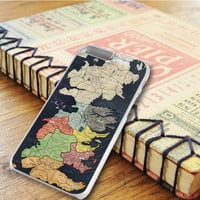 Game Of Thrones Map iPhone 6 Plus | iPhone 6S Plus Case