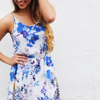 One Sweet Day Floral Dress