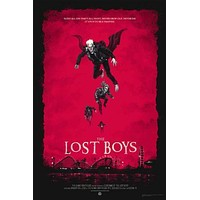 Lost Boys The Movie poster 11inx17in