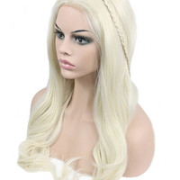 Elsa Synthetic lace front wig