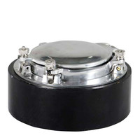 Black Round Ashtray | Eichholtz Porthole