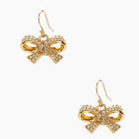 finishing touch pave earrings