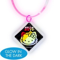 Hello Kitty Glow Stick Necklace