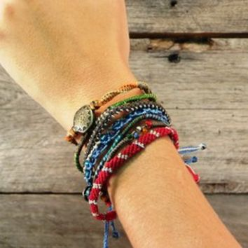 Wakami Fair Trade Bracelets | Made in Guatemala | Come Together Trading