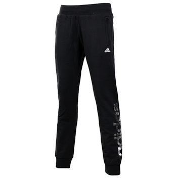 """""""Adidas"""" Women Letter Print Thickened Casual Long Pants Systole Foot Sweatpants"""