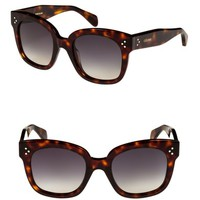 Céline 54mm Square Sunglasses | Nordstrom