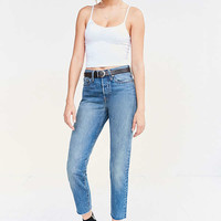 Levi's Wedgie High-Rise Jean - Coyote Desert | Urban Outfitters
