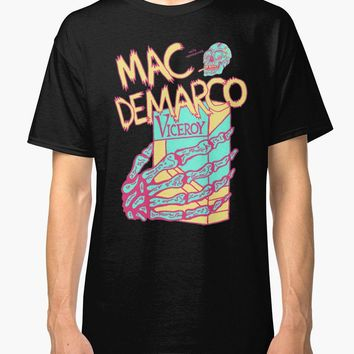 Cheap Price 100% Cotton Tee Shirts Crew Neck New Style Mac Demarco - The Cramp Short Sleeve Tee Shirt For Men
