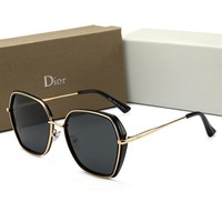 Dior Fashion Women Men Casual Shades Eyeglasses Glasses Sunglasses