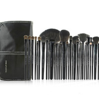 32-pcs Black Makeup Brush Sets [9647071695]
