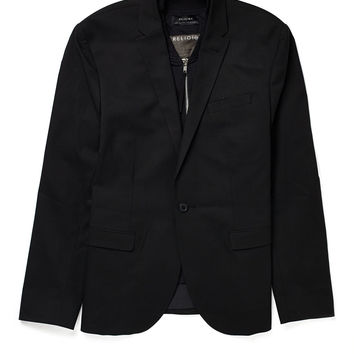 Religion Blazer with Double Front