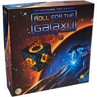 Roll for the Galaxy - Tabletop Haven