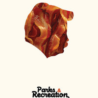 Parks and Recreation - TV Icon Poster