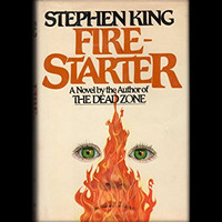 Firestarter by Stephen King (First Edition)