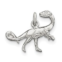 Sterling Silver Raptor Charm QC2541