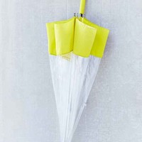 Hunter Colorblock Bubble Umbrella-