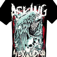 ASKING ALEXANDRIA Rock Band Music Heavy Metal Guitar T Shirt Size M L Brand New With Tags