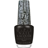 OPI Katy Perry Collection, Black Shatter, 0.5-Fluid Ounce