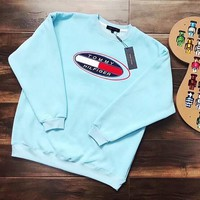 Tommy Hilfiger Fashion Long Sleeve Pullover Sweatshirt Top Sweater-3